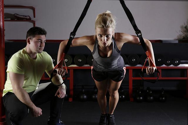 changer de corps, faire de la musculation